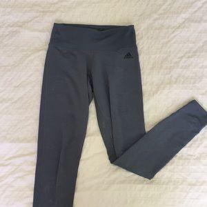 Adidas workout leggings